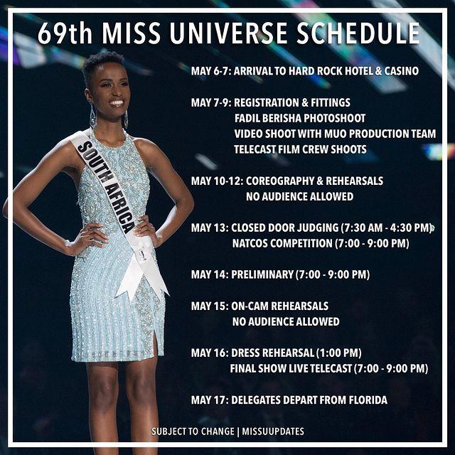 calendario de miss universe 2020. 170408292-752904442035355-259166684712176191-n