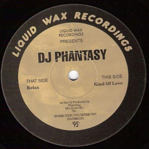 Download DJ Phantasy - Kind Of Love / Relax mp3