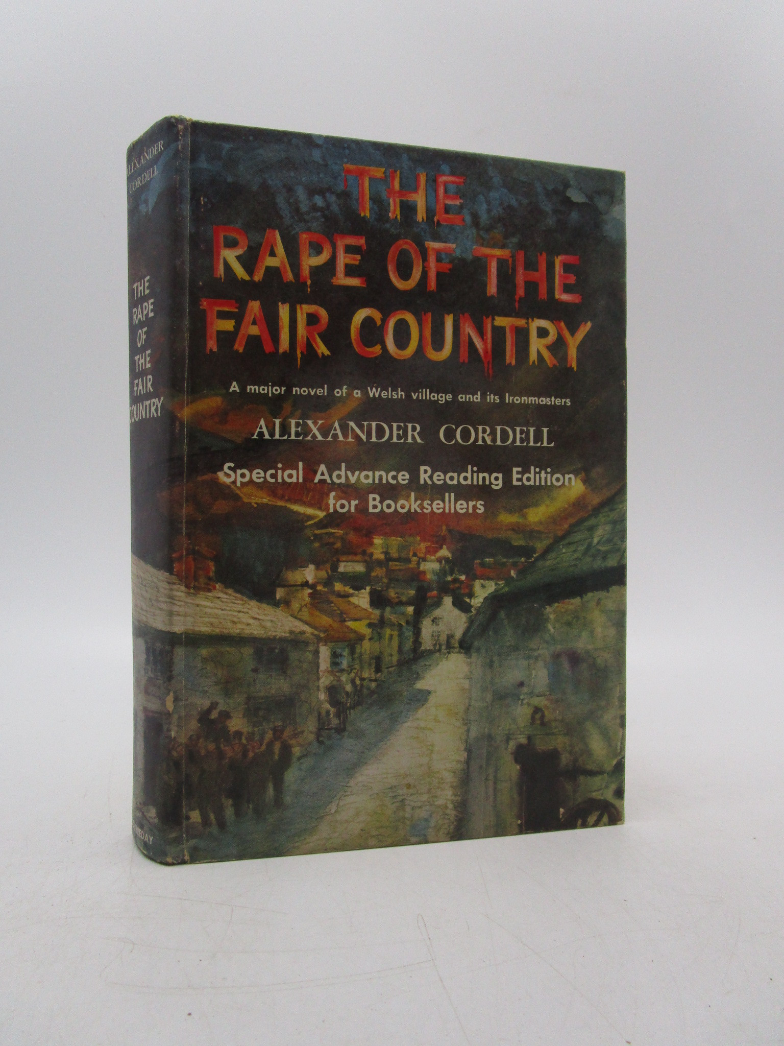 Image for The Rape of the Fair Country