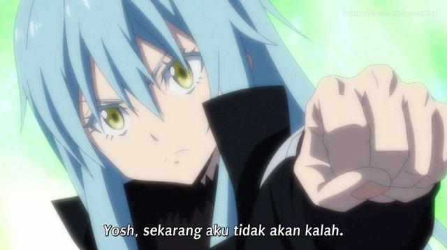 Tensei shitara Slime Datta Ken Season 2 Episode 22 Subtitle Indonesia