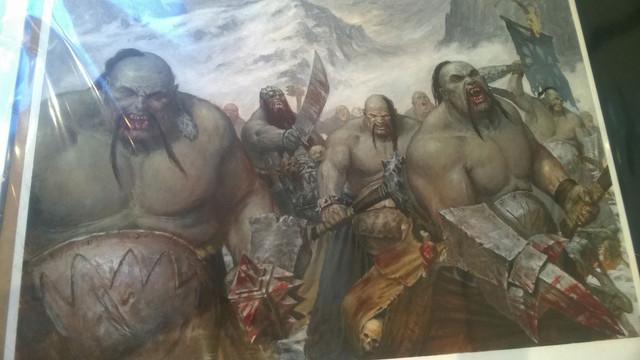Galerie Daniel Maghen [originaux Warhammer Battle & 40K] 7