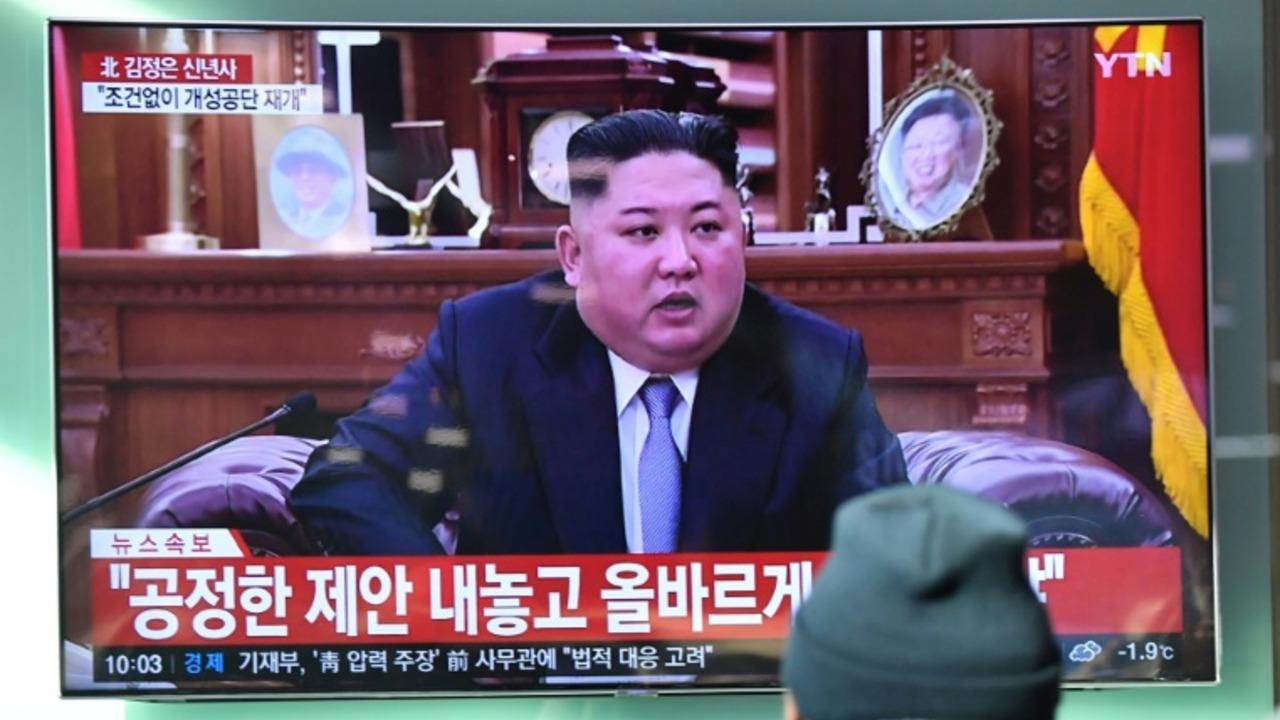 Kim Jong Un advierte que Corea del Norte podría cambiar de actitud