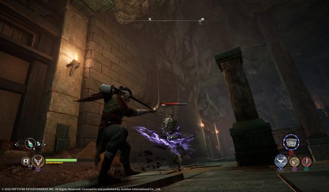 傑仕登宣布將與大宇合作,預計於亞洲地區推出PS4、PC《軒轅劍柒》雙版本實體片以及限定版,並首度公開PS4版本遊戲畫面 04-PS4