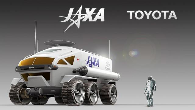 La JAXA et Toyota baptisent « Lunar Cruiser » leur véhicule à habitacle pressurisé 20190312-01-07-560769