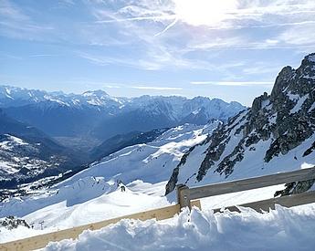 Pistes neige Saint-Fran�ois-Longchamp Go�lia