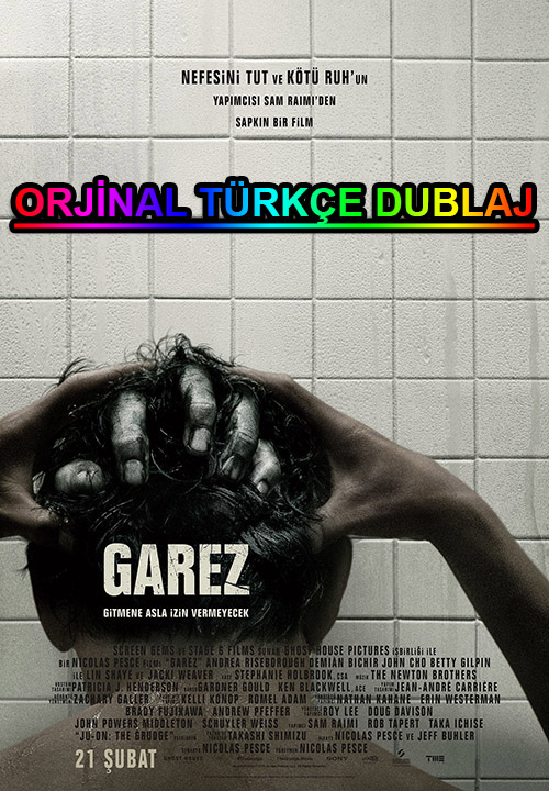 Garez | The Grudge | 2020 | BDRip | XviD | Türkçe Dublaj | 1080p - m720p - m1080p | BluRay | Dual | TR-EN | Tek Link