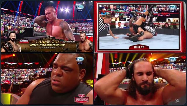 Randy Orton Gana la Triple Amenaza