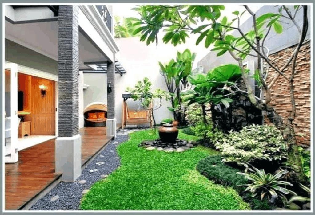 Interior Garden Ikeda