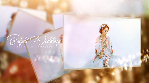 Bright Wedding 32964437 - Project for After Effects (Videohive)