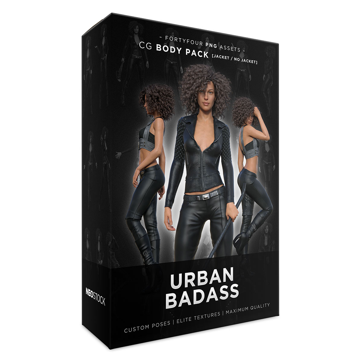 f urban badass product box sales