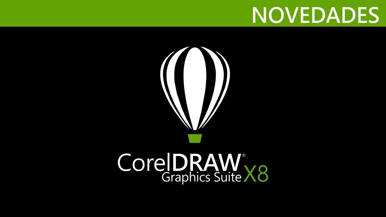 Bienvenidos a Adobe Corel Draw en su versión x8