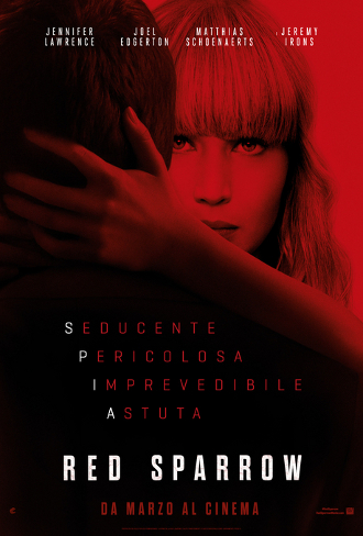 Red Sparrow [HD] (2018)