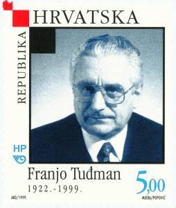 1999. year DR-FRANJO-TU-MAN