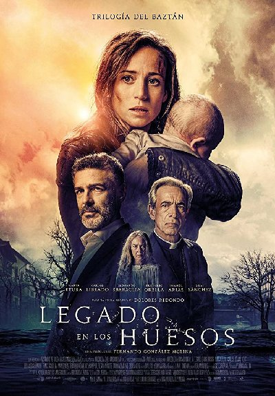 The Legacy of the Bones (2020) English 720p HDRip x264 900MB ESubs DL