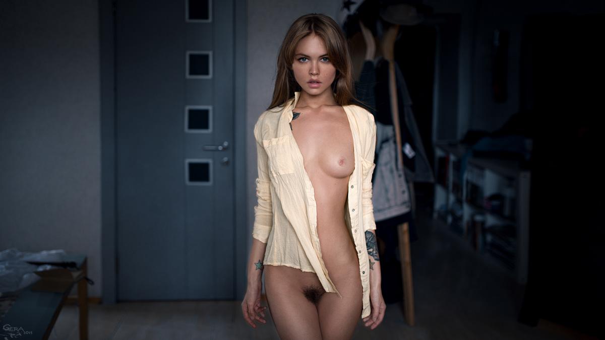 Анастасия Щеглова - фотограф Георгий Чернядьев
