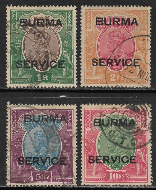 Burma 11 D