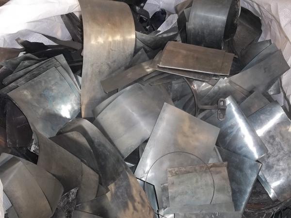 Лом тугоплавких металлов
