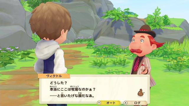 「牧場物語」系列首次在Nintendo Switch™平台推出全新製作的作品! 『牧場物語 橄欖鎮與希望的大地』 決定於2021年2月25日(四)發售! 004