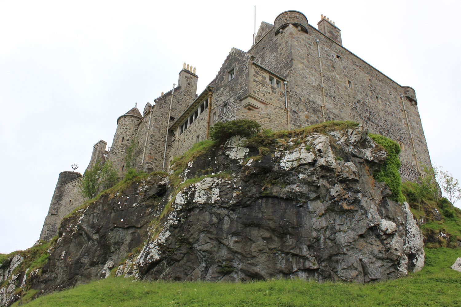 Duart Castle itinerary Mull and Iona