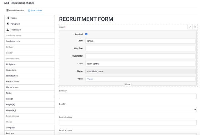 Recruitment Module for Perfex CRM - 9