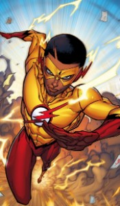 Wallace West II/Kid Flash