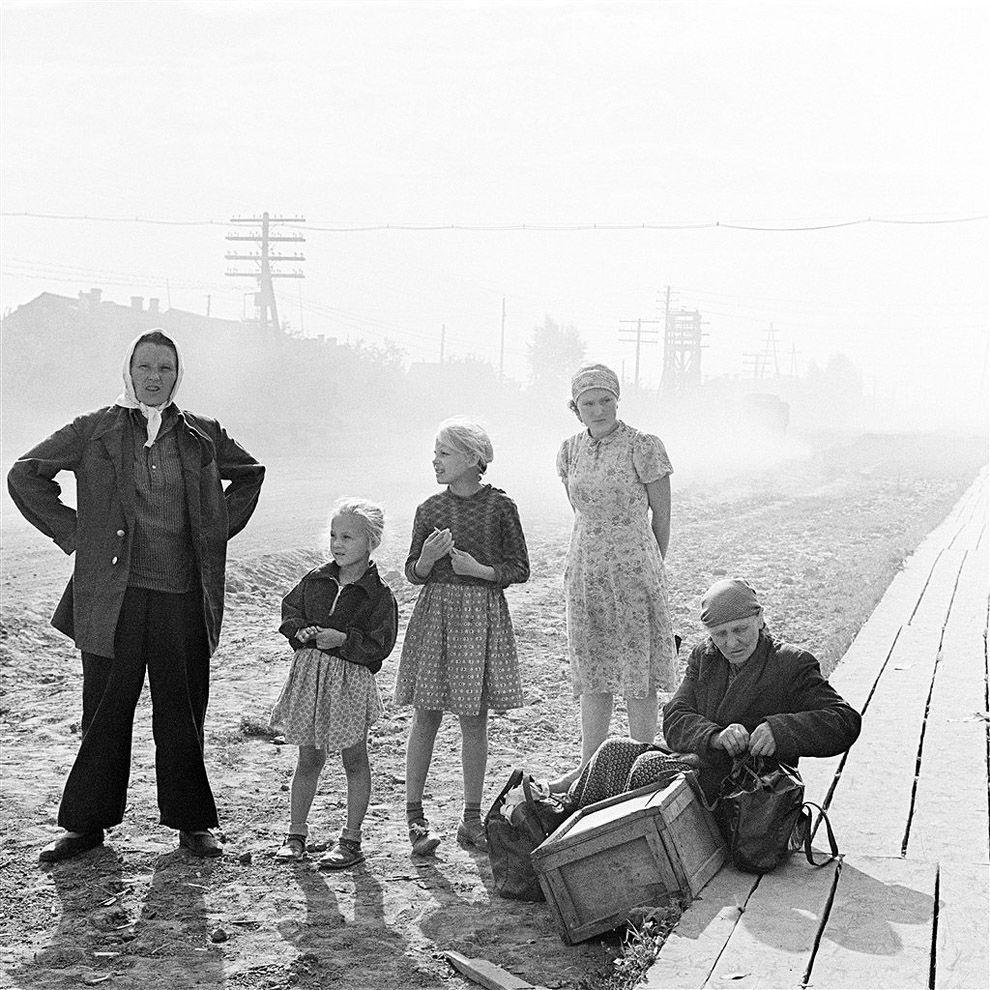 Жизнь СССР в фотографиях Юрия Абрамочкина 27