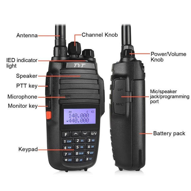 Upgrade-Version-Original-TYT-TH-UV8000-D-Portable-Radio-Walkie-Talkie-Amateur-Handheld-Transceiver-D