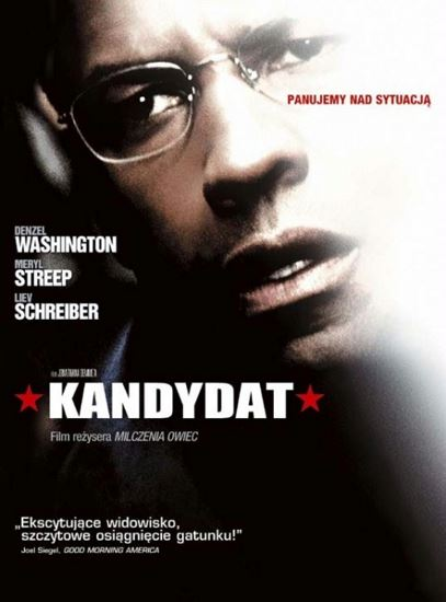 Kandydat / The Manchurian Candidate (2004) PL.BRRip.XviD-GR4PE | Lektor PL