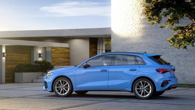 Conduisez jusqu'à 67 km en utilisant l'énergie électrique : La nouvelle Audi A3 Sportback 40 TFSI e A206515-medium