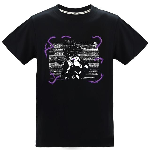 居家掃貨夯 2021線上必買「木棉花動漫回饋祭」  11家平台與店家齊折扣 《鬼滅之刃》、《進擊的巨人》通通有 JOJOII-T-shirt