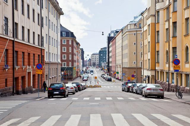 street-helsinki
