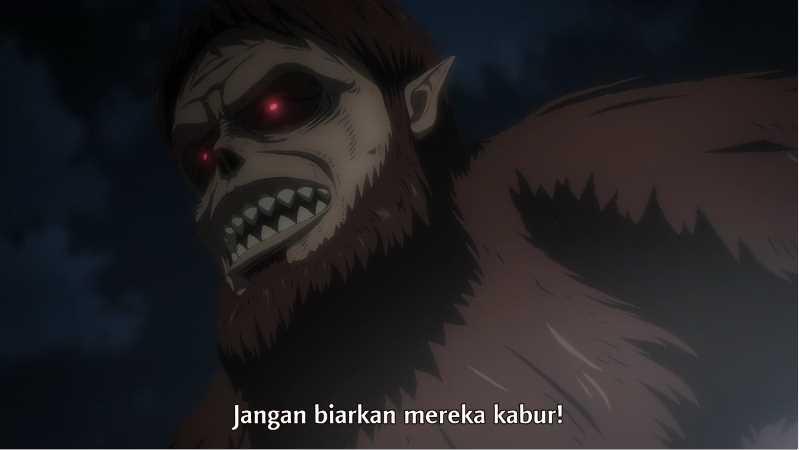 Shingeki no Kyojin Season 4 Episode 7 Subtitle Indonesia