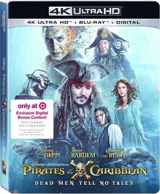 Pirati Dei Caraibi 5: La Vendetta Di Salazar (2017) FullHD 1080p HEVC DTS ITA + AC3 ENG