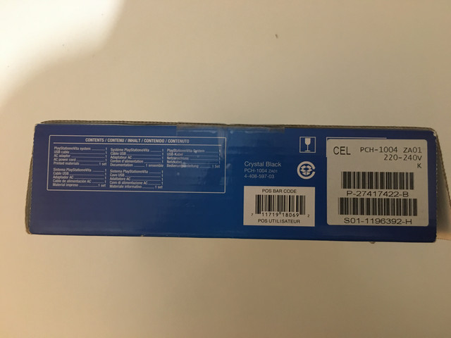 [Vendu] PS Vita Wifi enso sd2vita 128Go en boîte 80€ C3674-DDD-ABAB-4-F78-A1-C7-B39-FD32364-BC