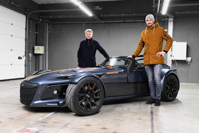 Donkervoort inaugure un nouveau partenariat en Belgique Donkervoort-dealership-belgium-iconic-cars-1