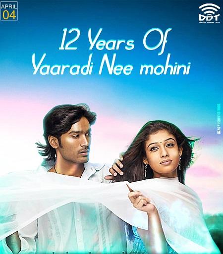 Yaaradi Nee Mohini (2021) Hindi Dubbed Movie HDRip 720p AAC