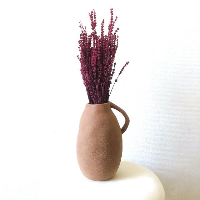 Gedroogde Lavendel Roze