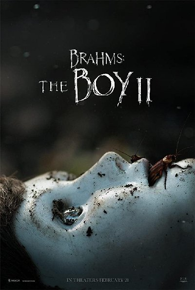 Brahms the Boy II (2020) English HDRip 720p x264 900MB Soft ESub DL