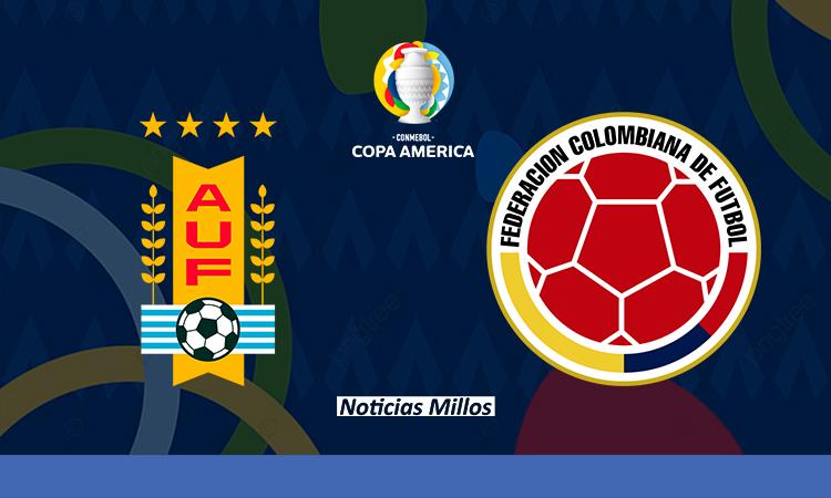 Uruguay colombia copa america