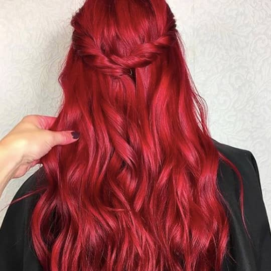 55 Red Hair Color Ideas To Try For Every Skin Tone Hair Com By L Oreal