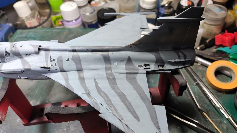"""MT: Jas-39C Gripen """"Wild Tiger"""" NTM 2017 Kitty Hawk 1/48 IMG-20200105-042320"""