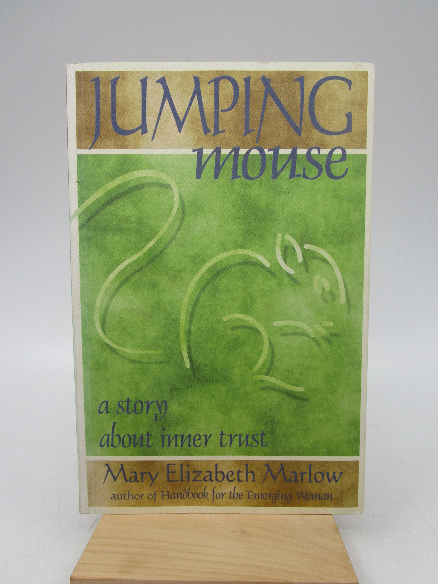 Image for Jumping Mouse: A Story About Inner Trust