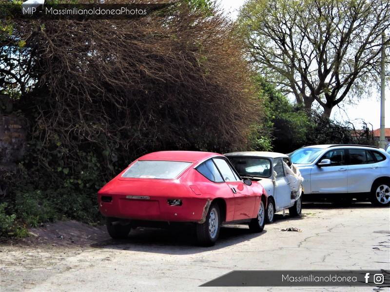 avvistamenti auto storiche - Pagina 15 Lancia-Fulvia-Sport-Zagato-1