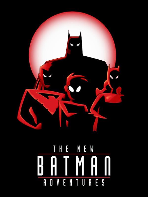 The New Batman Adventures (1997) Season 2 x265 10 Bits 1080p