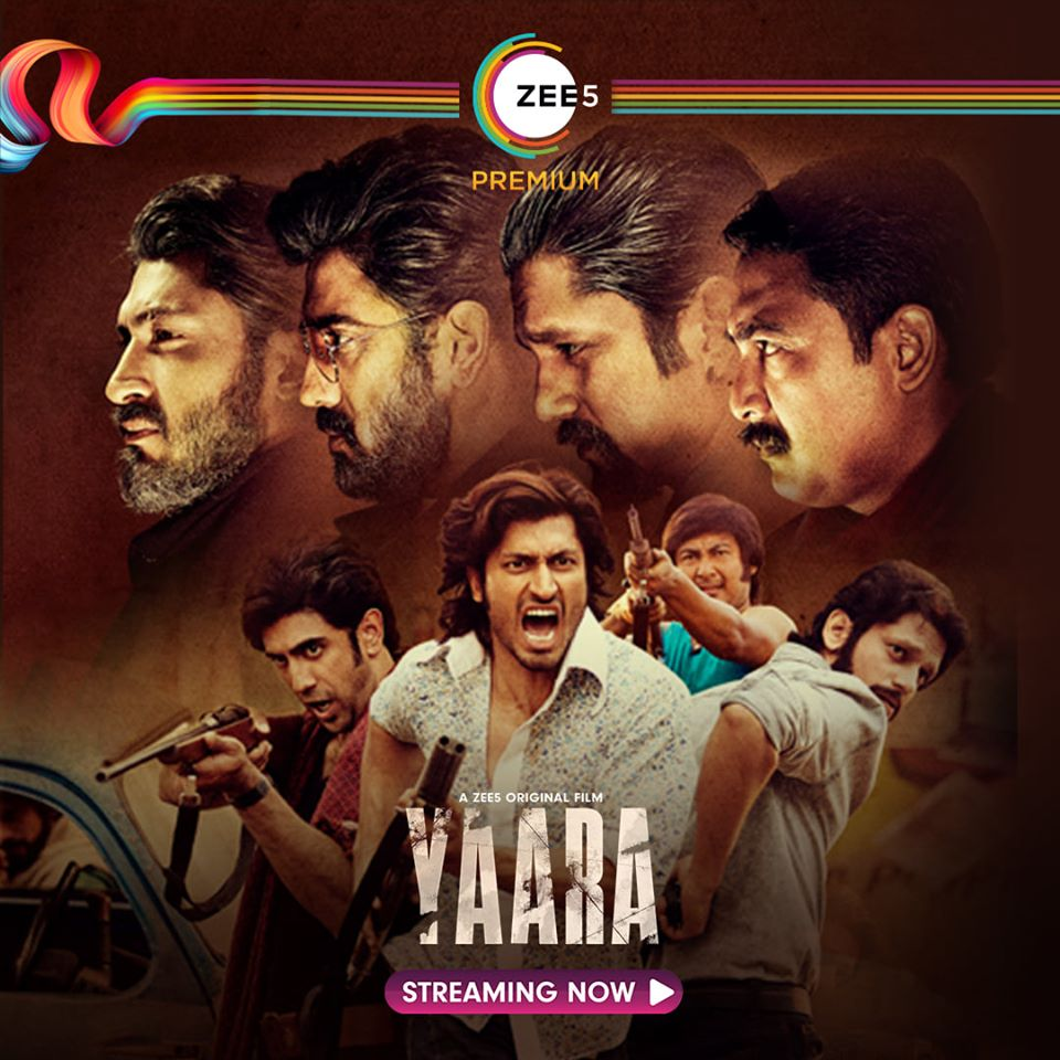Yaara (2020) Hindi 480p HDRip 400MB ESubs Download