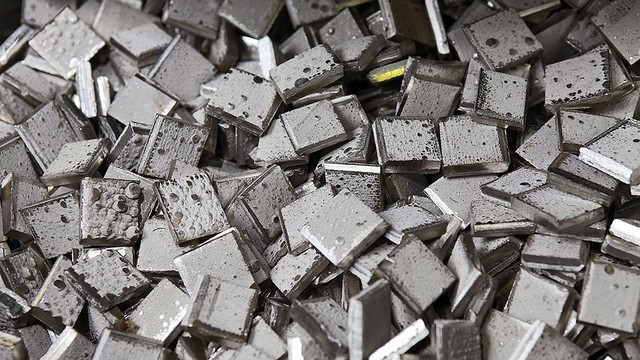 Лом никеля