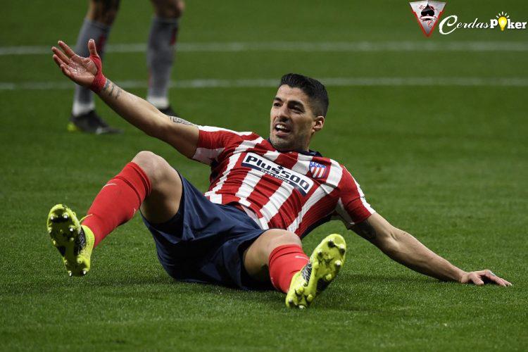 Di Mata Diego Simeone, Luis Suarez Bisa Bantu Atletico jadi Juara Liga