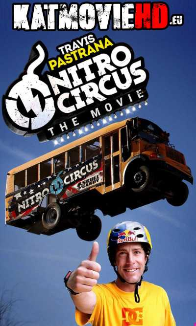 Nitro Circus: The Movie (2012) BluRay 720p 480p Dual Audio [Hindi + English] DD 5.1
