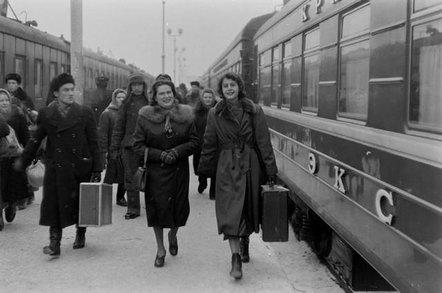 American-traveler-1956-Leningrad-1