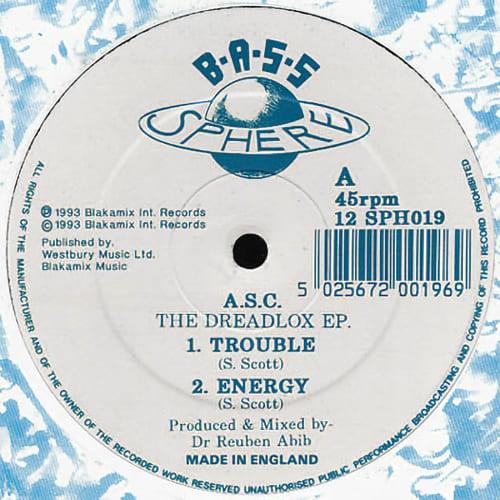 Download A.S.C. - The Dreadlox EP mp3